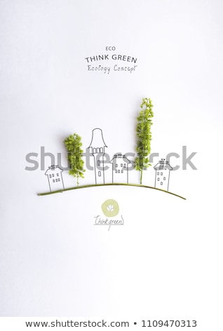 green concept Stock photo © oblachko
