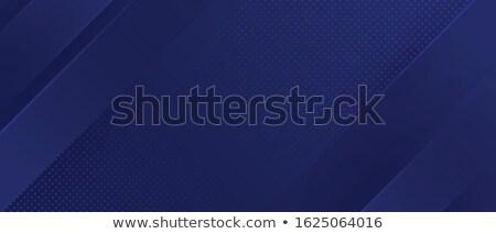 ストックフォト: ソフト · 青 · 白 · 対角線 · 行 · 抽象的な
