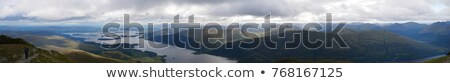 Solitary mountain Stock photo © broker