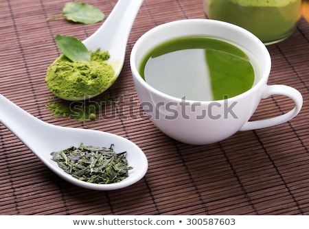 Freshly Brewed Green Tea Stock photo © tab62