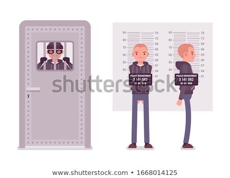 служба бандит серьезный человека динамит большой Сток-фото © pressmaster