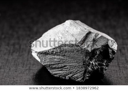 Iron rusty steel mineral stone macro Stock photo © lunamarina