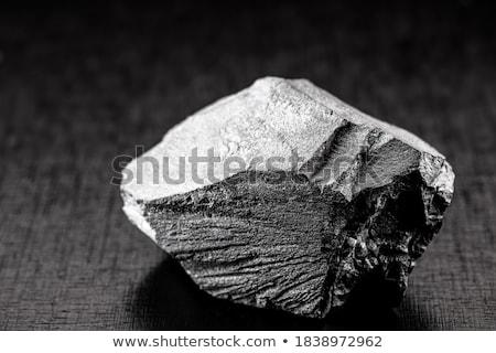 Stockfoto: Iron Rusty Steel Mineral Stone Macro