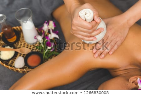 Spa in Thailand Stock photo © smuay