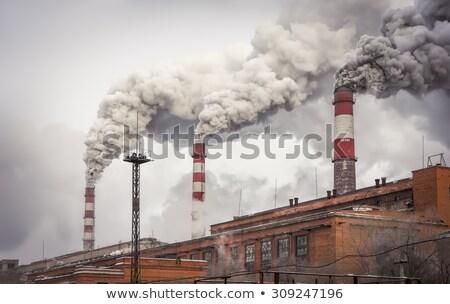 Smoking Industry Stock photo © blamb