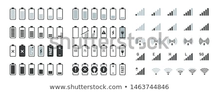 mobiltelefon · antenna · égbolt · telefon · televízió · technológia - stock fotó © spectral