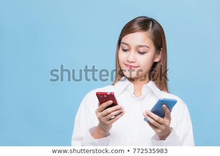 comparison two new smartphone stock photo © manaemedia