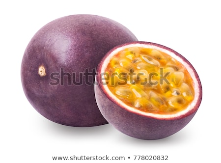Passion fruits bois fond tropicales Photo stock © M-studio