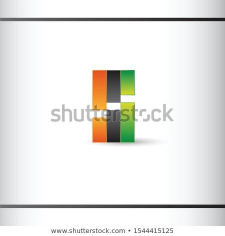 pite · táblázatok · akta · ikonok · kék · gyűrű - stock fotó © itmuryn