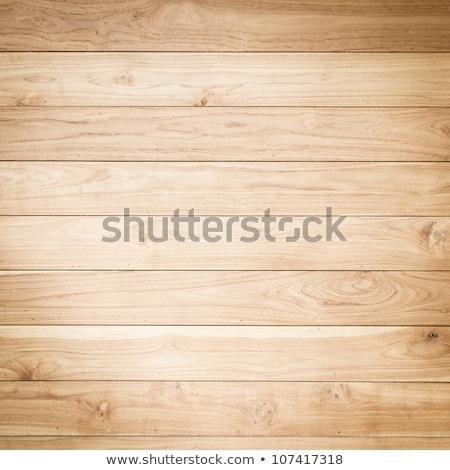 Fa palánk barna textúra absztrakt fal Stock fotó © scenery1