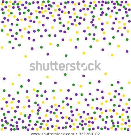 Confetti background. Engraving illustration. Stock photo © gladiolus