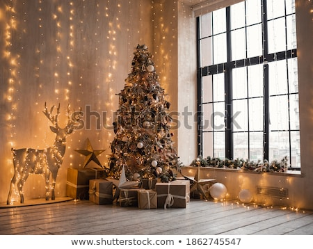 light white room with big window Stock photo © manaemedia