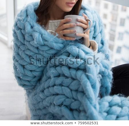 зима · праздник · депрессия · психология · психиатрия · психическое · здоровье - Сток-фото © lightsource