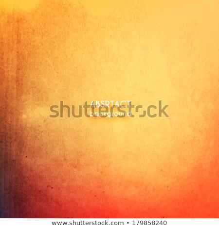 yellow sale vector watercolor element stock photo © orson