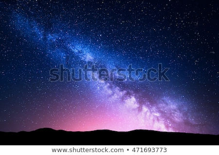 Stock photo: Colorful night