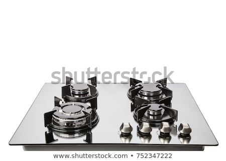 kitchen cooking gas surface stock photo © oleksandro