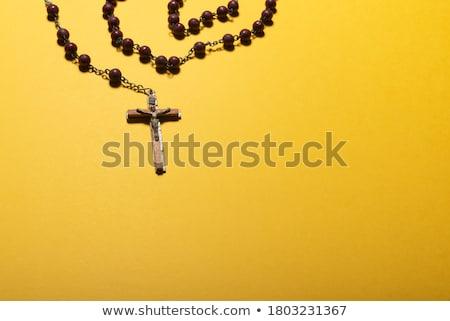 crocifisso · Gesù · Cristo · cattolico · chiesa · sfondo - foto d'archivio © stokkete