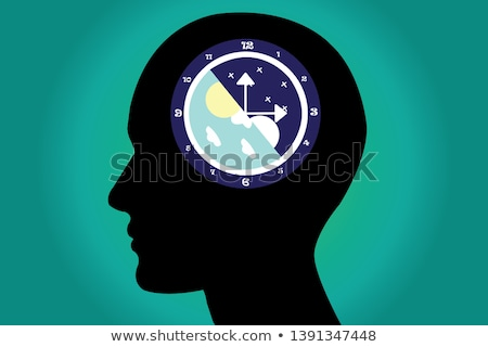 body clock health stock photo © lightsource