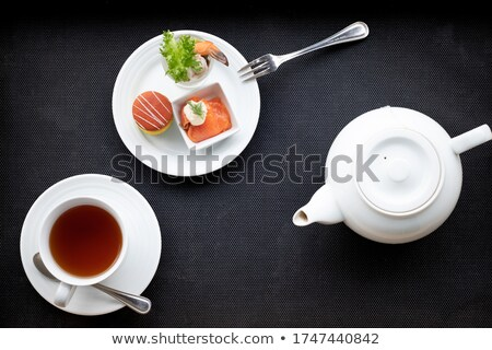 Afternoon snack Stock photo © jsnover