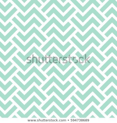 単純な シームレス ジグザグ パターン 青 白 ストックフォト © ExpressVectors