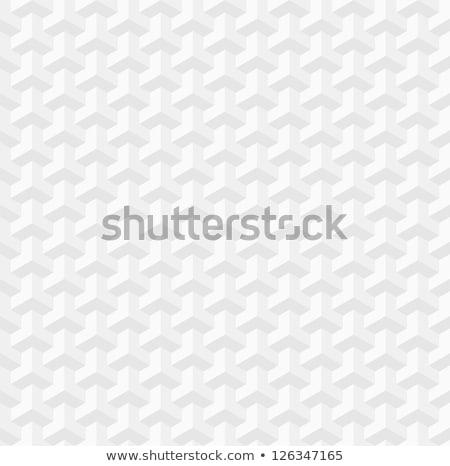 Abstrato vetor 3D cubo sem costura site Foto stock © blumer1979