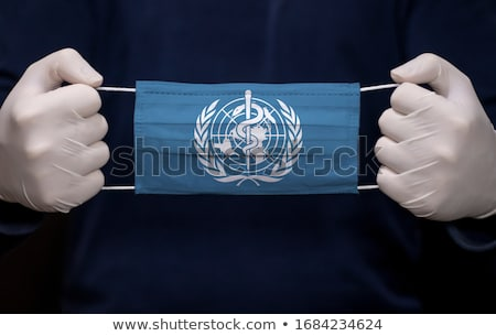 Stock photo: World Health Coronavirus