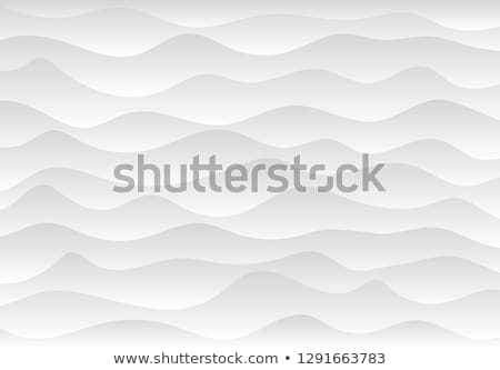 Desert Relief Sand With Waves Background Vector Stock photo © pikepicture