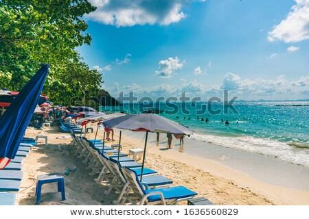 Koh Lan island, Thailand Stock photo © bloodua