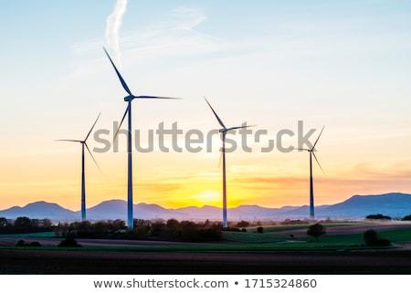 windpower Stock photo © drizzd