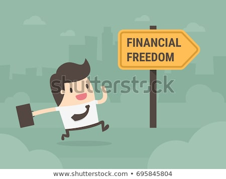 mutual funds highway sign stock photo © kbuntu