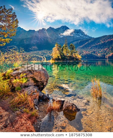 Fascinating Scenery in Autumn Stock photo © bbbar
