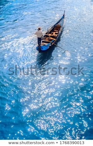 gondolier Stock photo © yurok