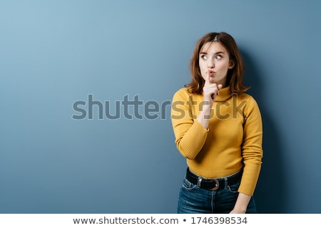 shush Stock photo © Mazirama