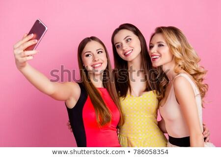 ファッショナブル 学士 コール 技術 携帯 ストックフォト © photography33