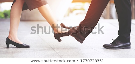 Business Feet Stock photo © Stocksnapper