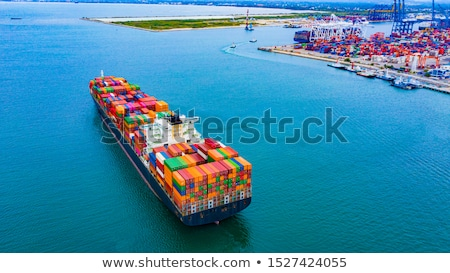 Asia Export Stock photo © Lightsource