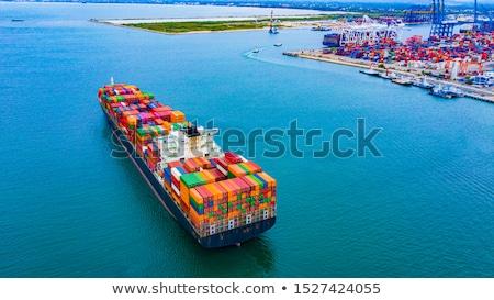import · eksport · handlu · umowy · biznesmenów - zdjęcia stock © lightsource