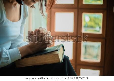 ストックフォト: クローズアップ · イエス · キリスト · 男 · 芸術 · 絵画
