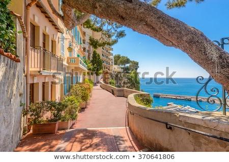 Urbaine bâtiments Monaco vue modernes ville Photo stock © rglinsky77