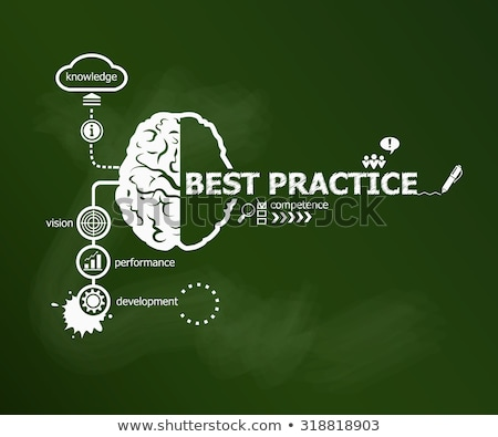 Communities of Practice. Educational Concept. Stock photo © tashatuvango