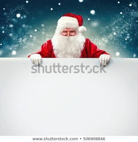 traditionnel · Noël · pointant - photo stock © lightsource