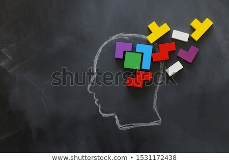 adhd concept stock photo © lightsource