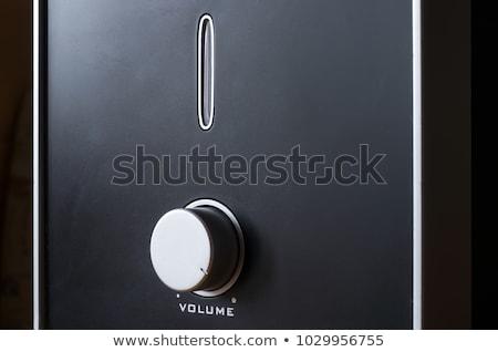 halftone bevel button Stock photo © nicemonkey