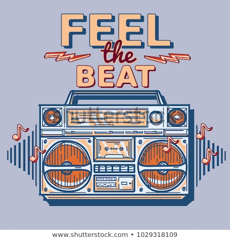 Feel the beat. Stock photo © Fisher