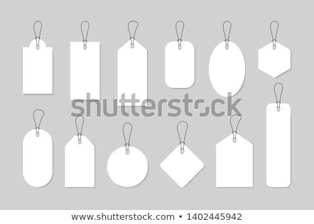 suluboya · kalp · yalıtılmış · beyaz · kâğıt · düğün - stok fotoğraf © alexmakarova