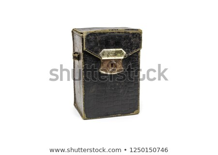 Vintage folding bellows roll film camera Stock photo © Balefire9