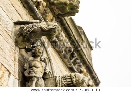 Old Scottish palace Stock photo © photopb