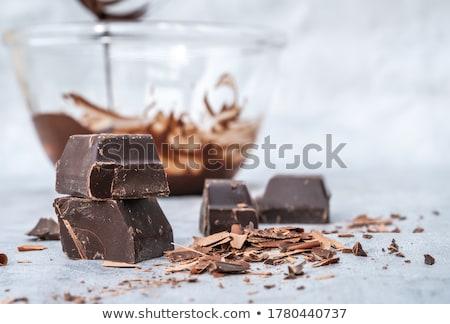 Praline of chocolate  Stock photo © fuzzbones0