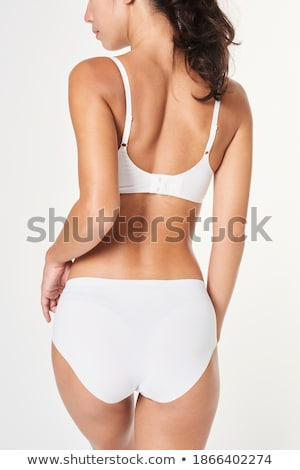 gray bra and panties set stock photo © ruslanomega