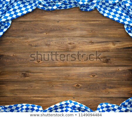 Blue and white background of the bavarian flag Stock photo © manfredxy